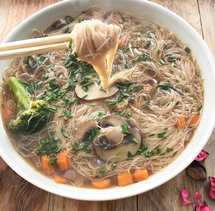 Sopa oriental