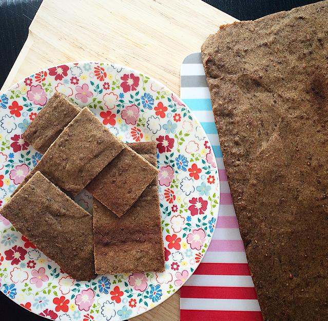 Bizcochitos de trigo sarraceno para el té o para postres